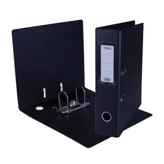 PVC Lever Arch Files (Black)