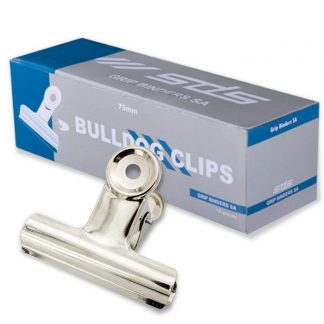 Bulldog Clip 75mm