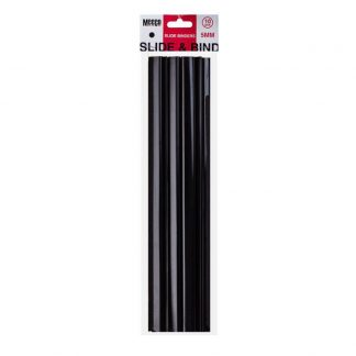 Slide Binders 5mm Black