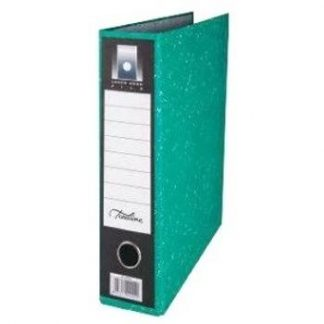 Lever Arch File (Mottled Green)