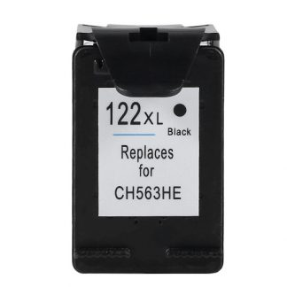 Generic HP 122 XL Black Printer Cartridge