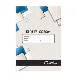 Drivers Log Book A5