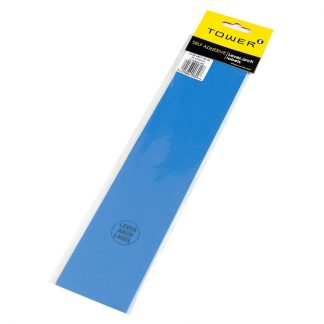 Tower Lever Arch Labels 12's (Blue)