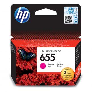 HP 655 Magenta Printer Cartridge