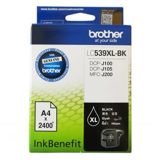 Brother LC-539 XL Black Printer Cartridge