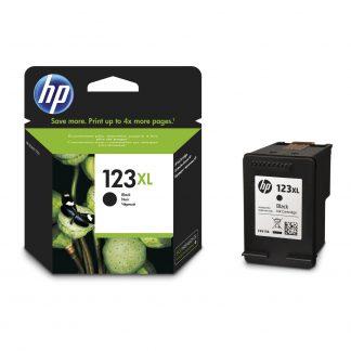 HP 123 XL Black Printer Cartridge