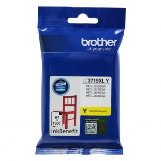 Brother LC3719 XL Yellow Printer Cartridge
