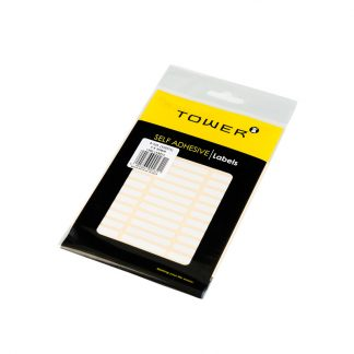 Tower Self-adhesive Labels S535