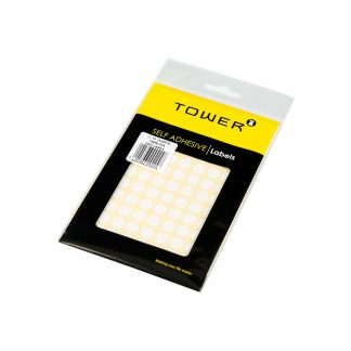 Tower Self-adhesive Labels S10
