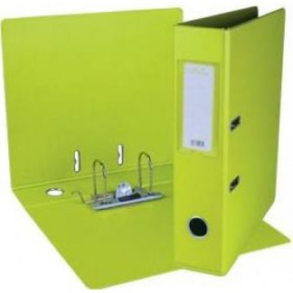 PVC Lever Arch File (Lime)