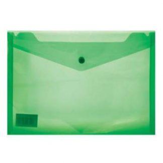 A4 PVC Envelopes (Green)