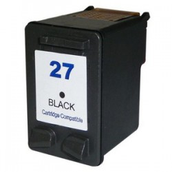 Generic HP 27 Black Printer Cartridge