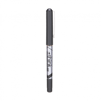 Deli Roller Gel Pen 0.5mm Black