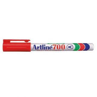 Artline EK70 Red Marker