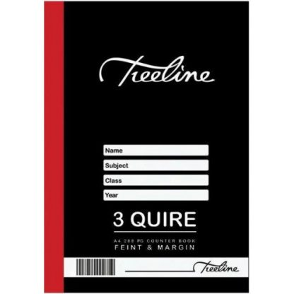 A4 Hardcover Book 288pg 3Quire